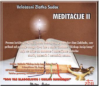 CD / Meditacije II