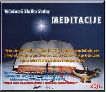 CD / Meditacije