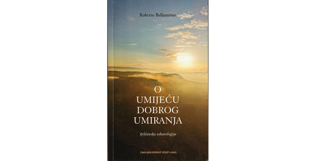 Nova knjiga - O umijeću dobrog umiranja